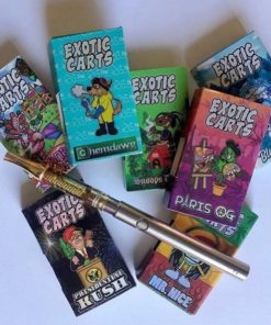 EXOTIC CARTS (1000mg)